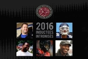 Hall of Fame Class of 2016 Announced