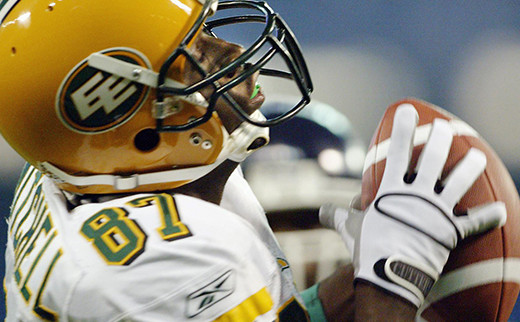 Eskimos Congratulate Derrell Mookie Mitchell on Hall of Fame Induction