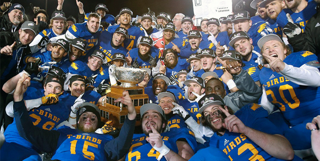 Vanier Cup returns to Hamilton in 2016