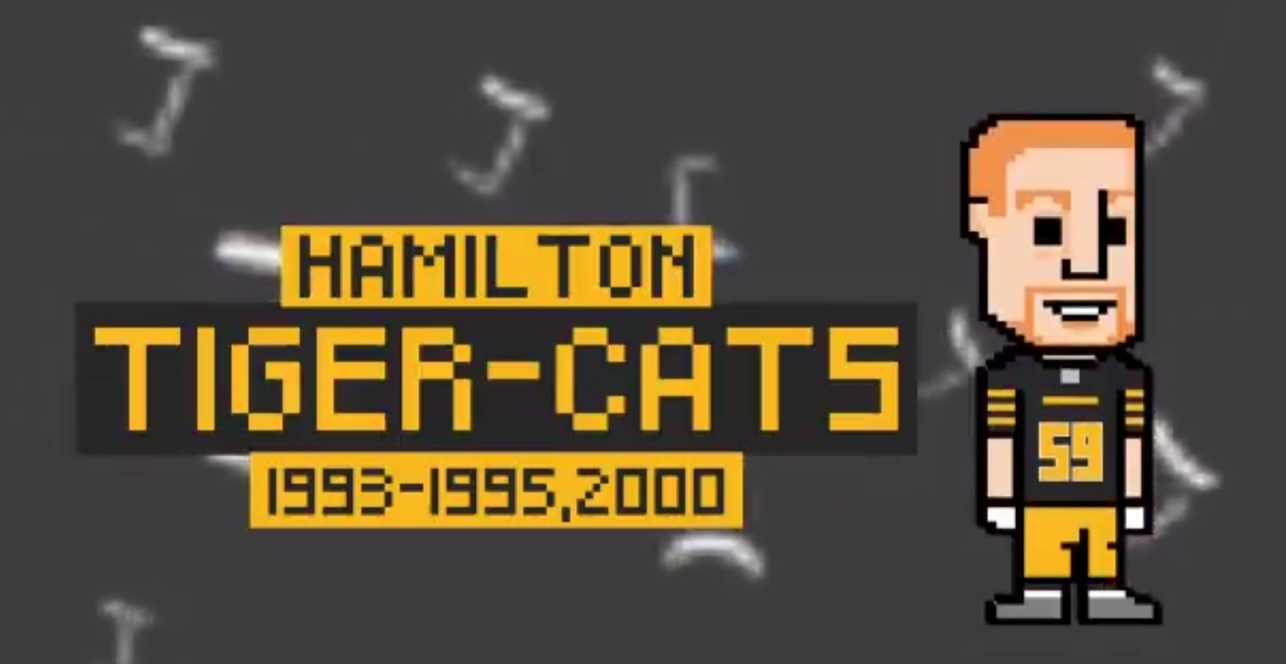 Ticats Drop Awesome 8-Bit Videos For Hall of Fame Class