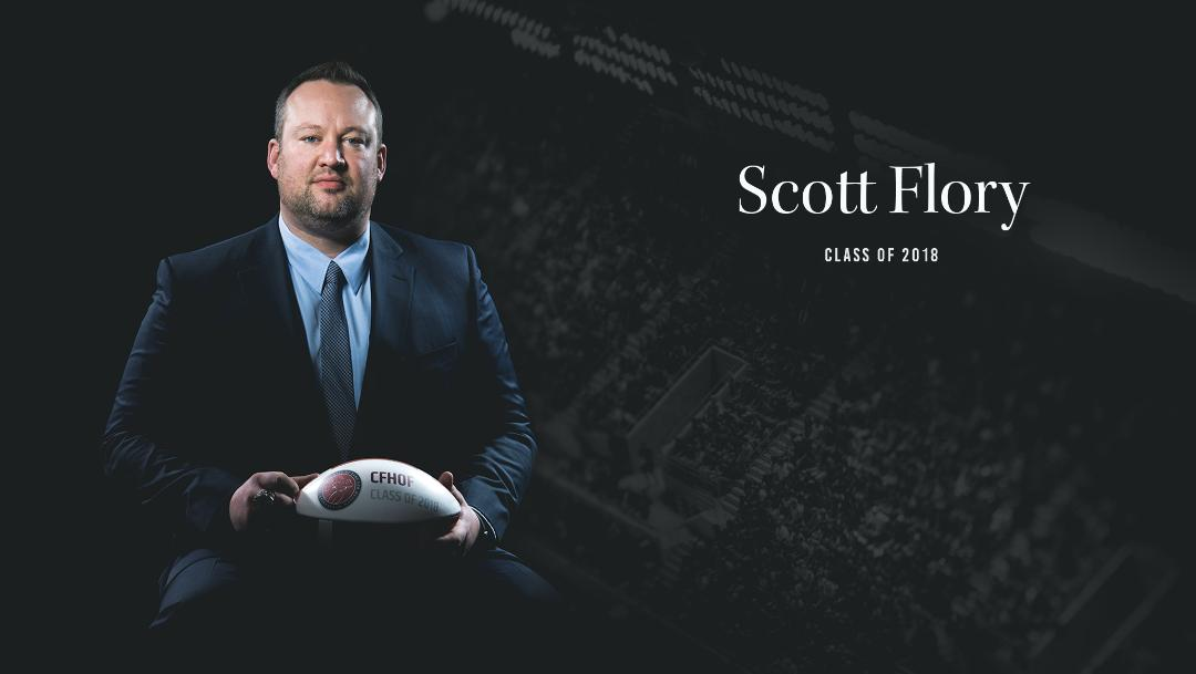 HOF Profile: Scott Flory, a lover of the game