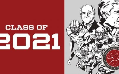 CANADIAN FOOTBALL HALL OF FAME UNVEILS CLASS OF 2021
