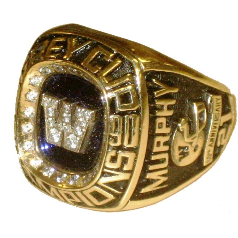 Grey Cup Rings Canadian Football Hall Of Fame