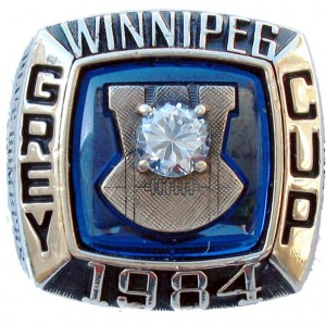 1984 - Winnipeg Blue Bombers
