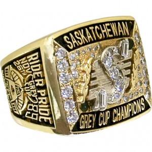 1989 - Saskatchewan Roughriders
