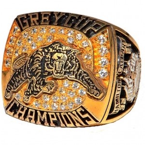 1999 - Hamilton Tiger-Cats